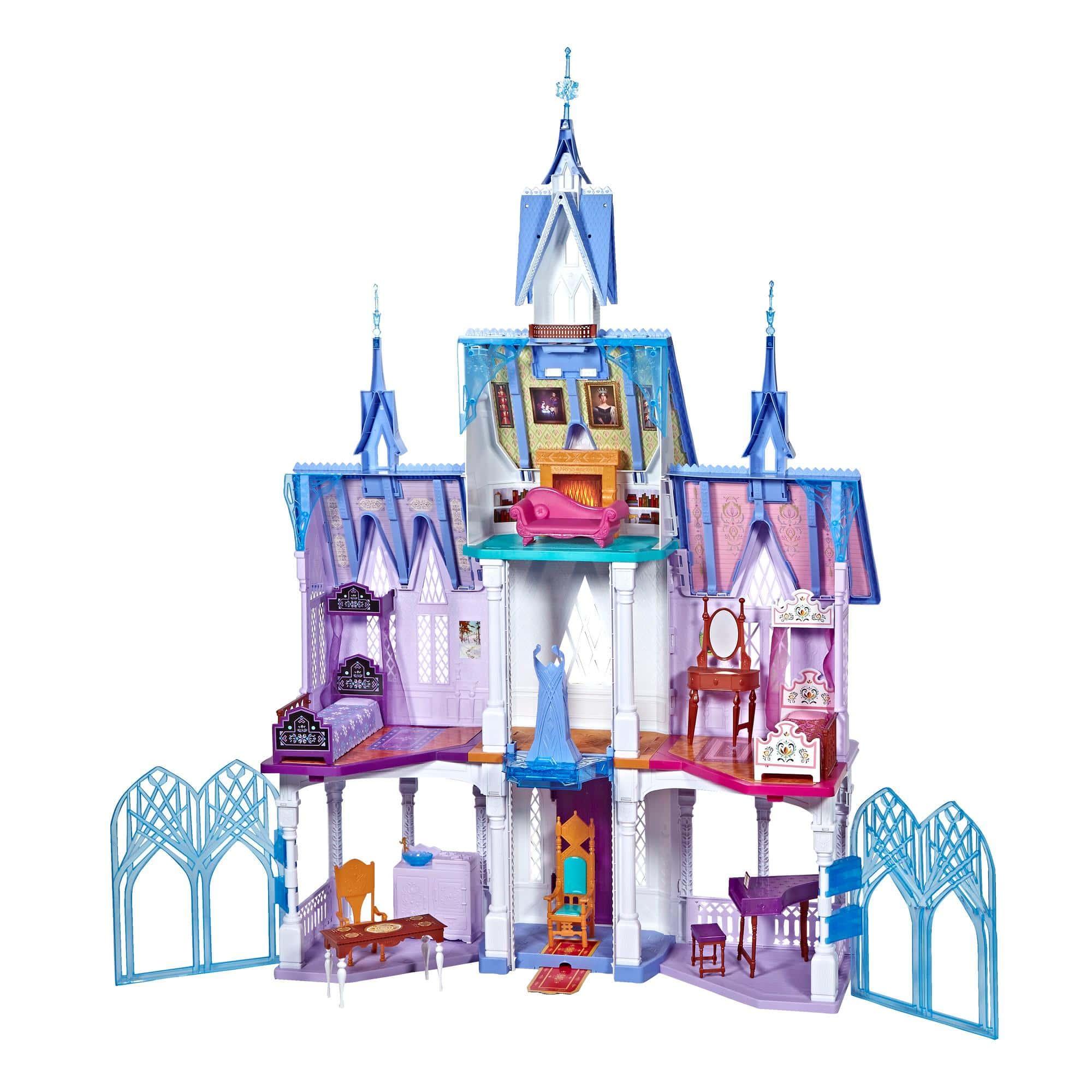 Castillo de Arendelle Frozen 2