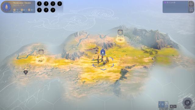 Screenshot de Humankind