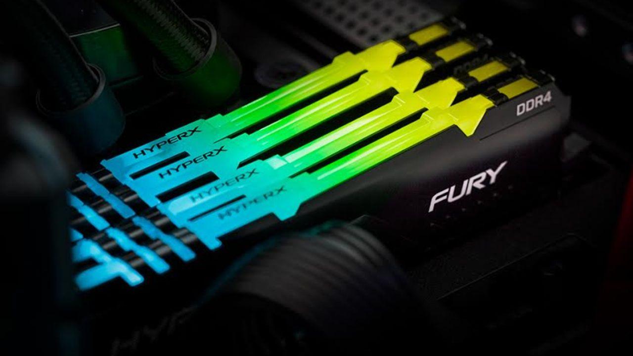HyperX Fury DDR4 RGB RAM