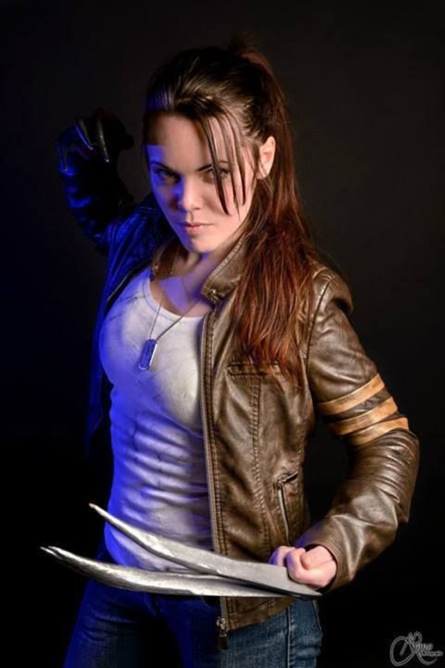 Marvel: Cosplay de la versión femenina de Wolverine