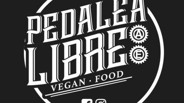 Logo Pedalea Libre Vegan Food