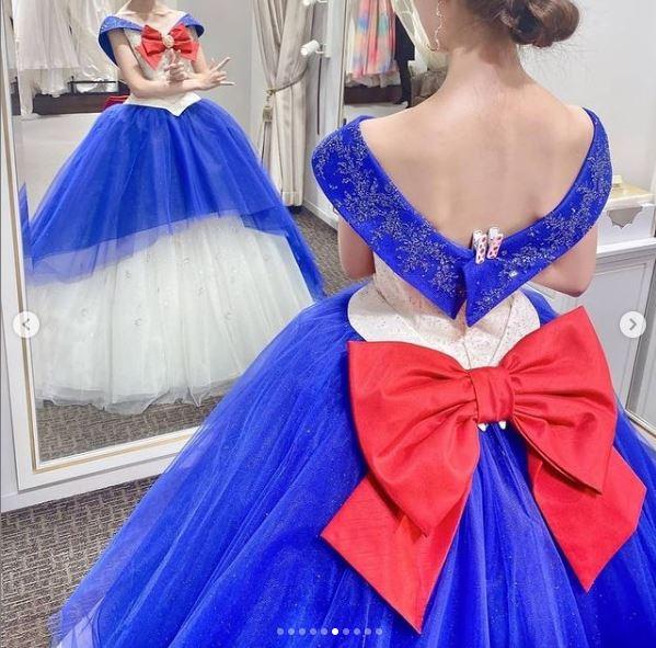 vestido de bodas sailor moon 3