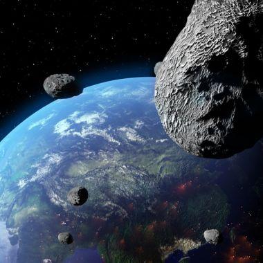 Asteroide de casi 300 metros se acerca a la Tierra