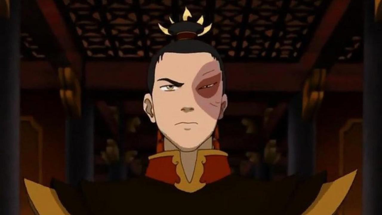 Avatar_ Fan art crea un asombroso retrato de Zuko (1)