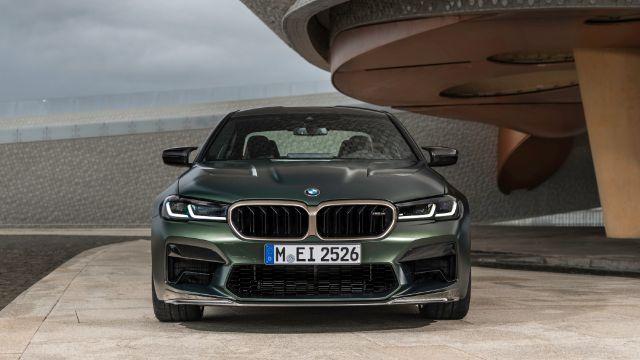 BMW presentó el nuevo integrante de la familia M
