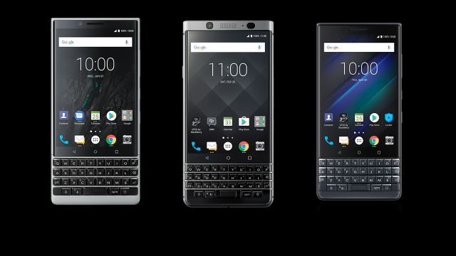 BlackBerry vende decenas de Patentes a Huawei