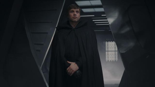 El cameo de Luke Skywalker en The Mandalorian no estaba planeado