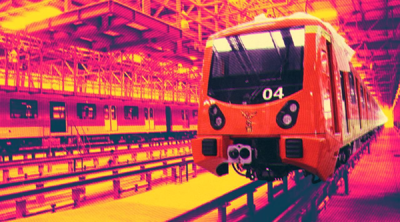 Incendio en Metro de CDMX