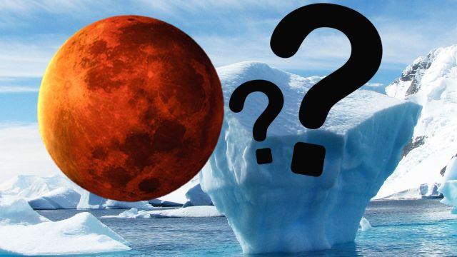 Científicos encuentran mineral en la Antártida que ayuda a resolver un misterio de Marte