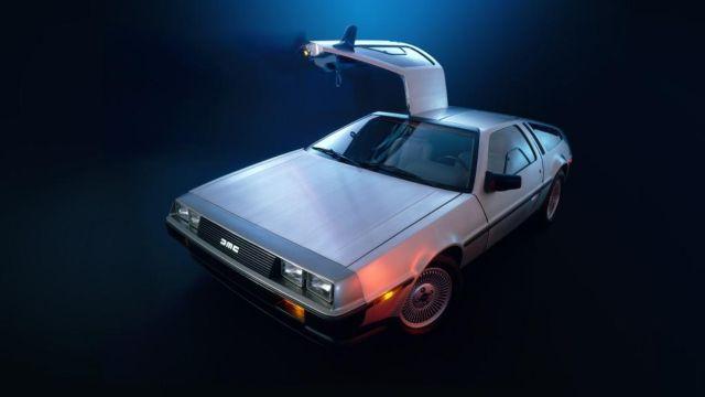 DMC producirá el DeLorean eléctrico