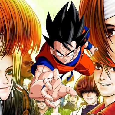 Dragon Ball The King of Fighters