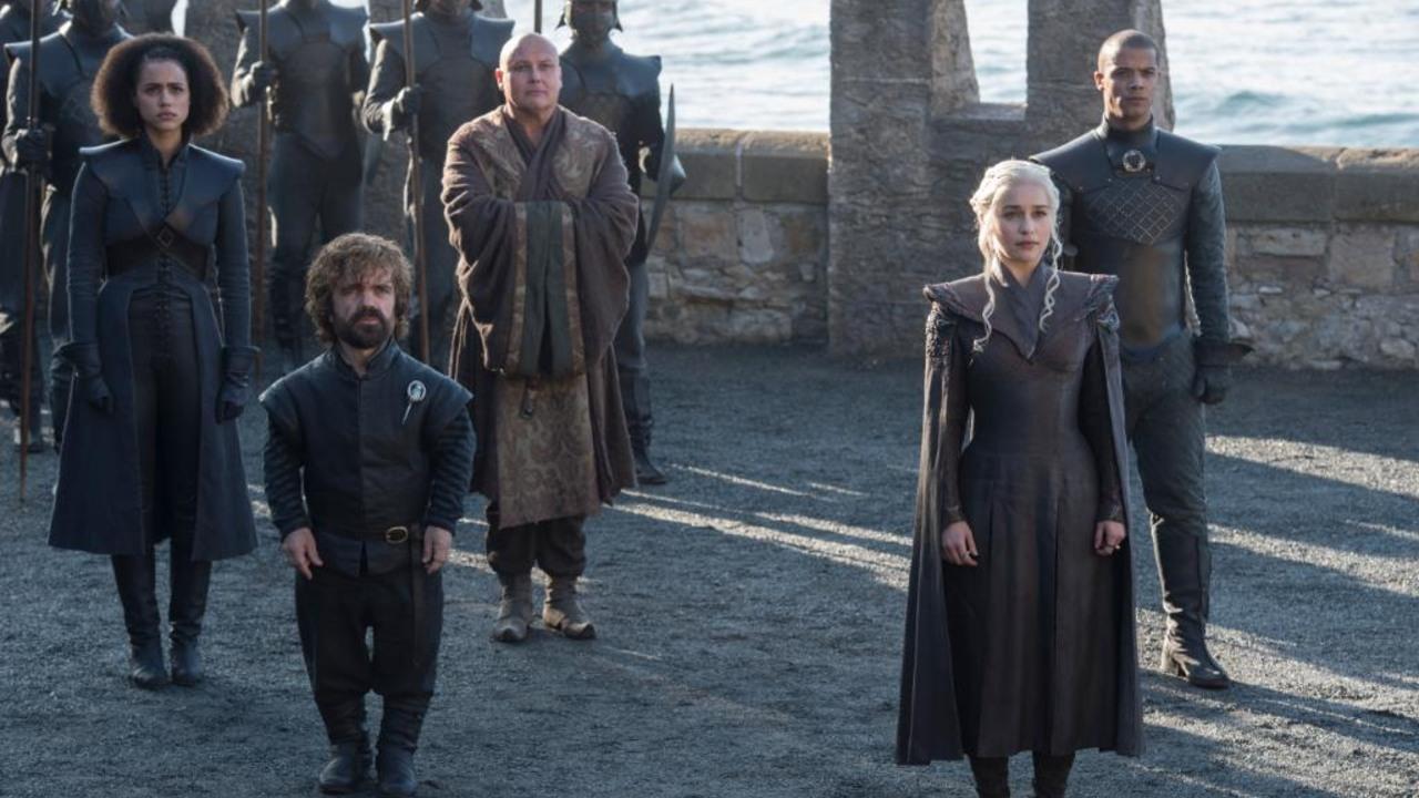 Warner trabaja en una serie animada de Game of Thrones