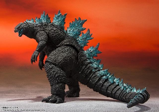Nuevo juguete de Godzilla