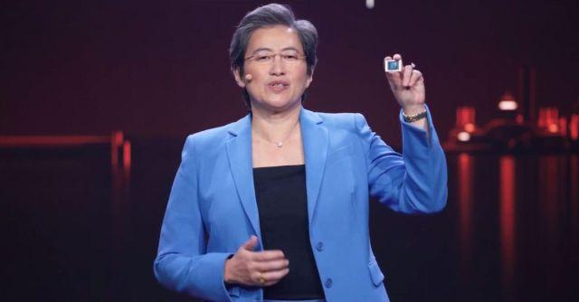 Lisa Su AMD Ryzen 5000 U