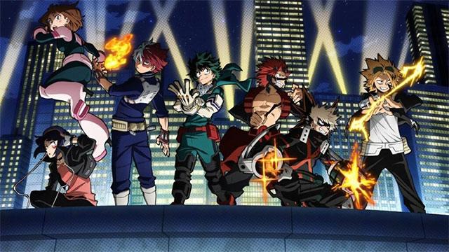 My Hero Academia quinta temporada