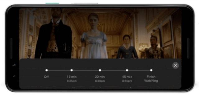 Netflix prueba la herramienta de temporizador de sueño