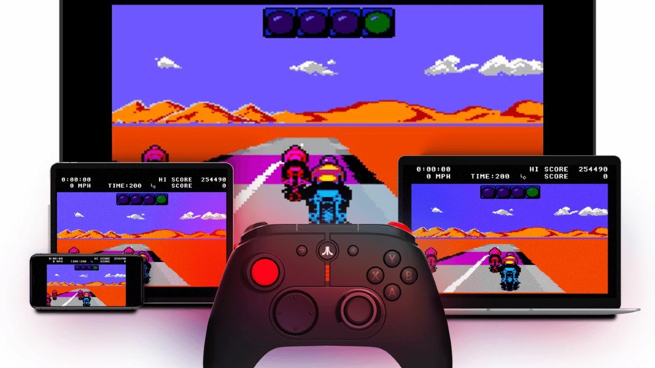 Plex Arcade es el servicio para jugar los clásicos de Atari