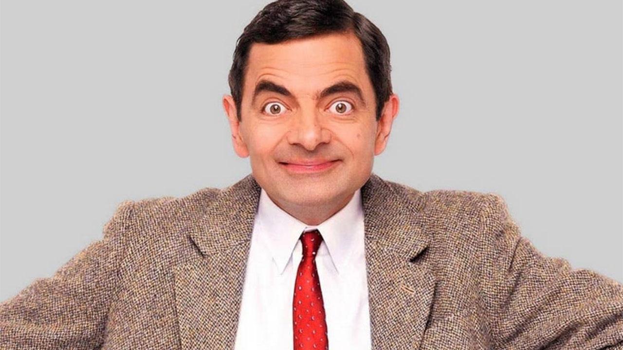 Rowan Atkinson como Mr. Bean