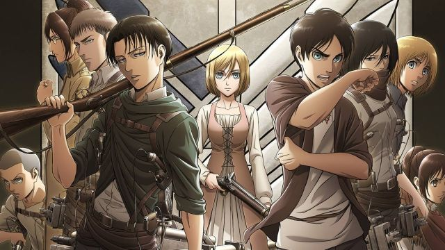 Shingeki no Kyojin_ Esta es la estatura de los personajes de la serie (1)