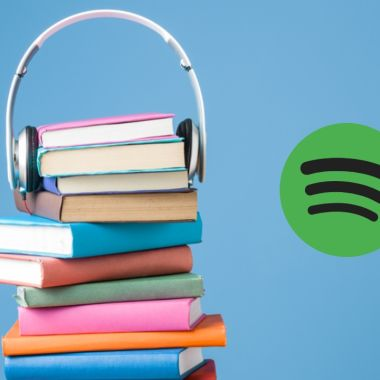 Spotify lanza nueve audiolibros