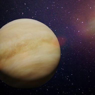 La señal de Venus es en realidad dióxido de azufre