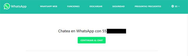 WhatsApp Cómo crear chat para platicar contigo mismo
