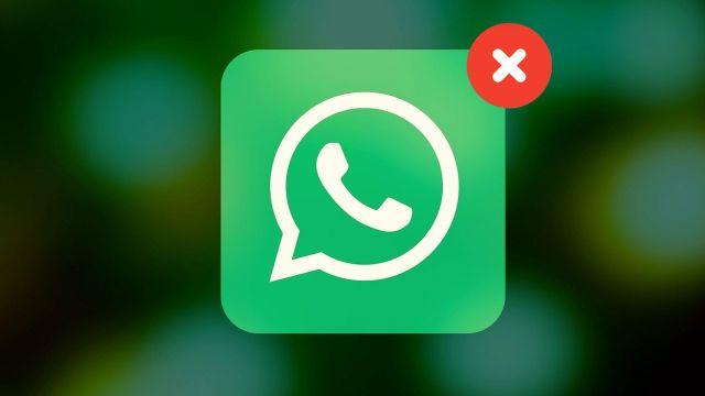 WhatsApp Eliminar Cuenta