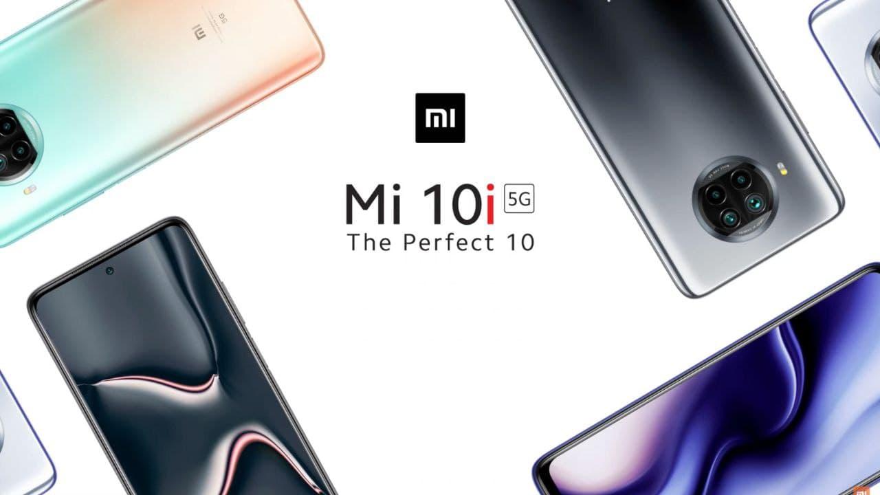 Nuevo Xiaomi Mi 10i
