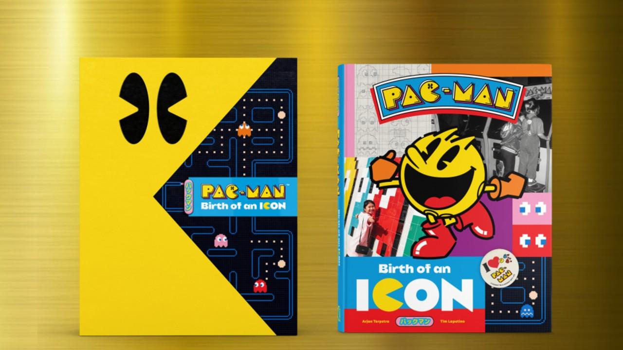 Pac-Man lanza un libro y vinil edición especial por 40 aniversario