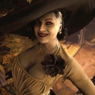 Resident Evil Village: Lady Dimitrescu