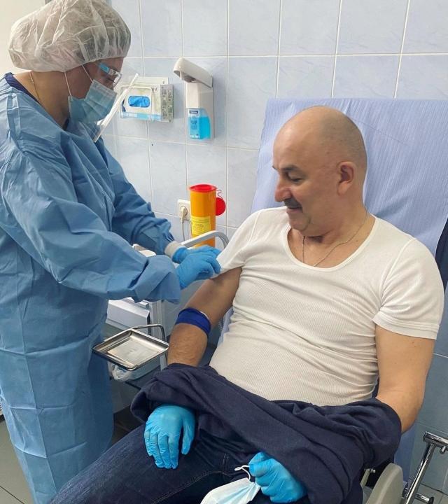 Efectividad vacuna Sputnik V