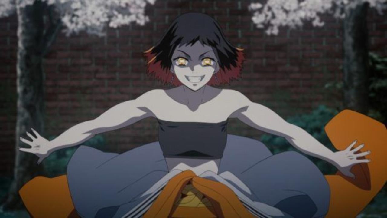 susamaru kimetsu no yaiba anime