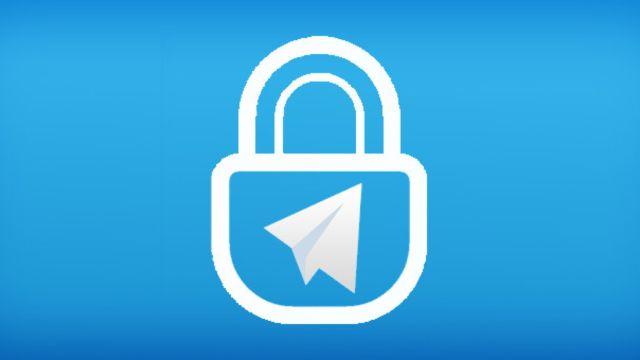 telegram seguridad
