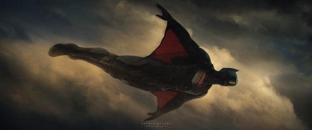 Live-action Batman Beyond