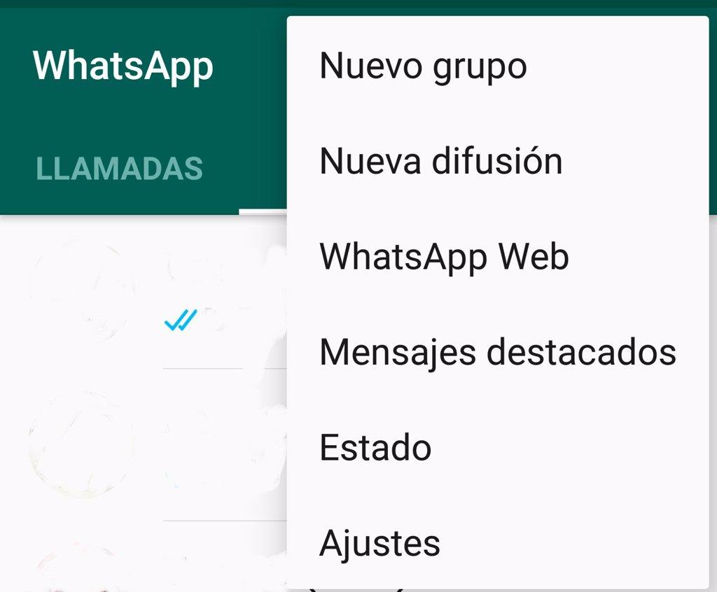whatsapp difusión