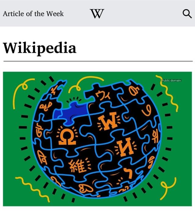 Cumpleaños Wikipedia