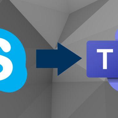 ¡Hasta nunca, Skype! Usuarios tienen seis meses para mudarse a Teams