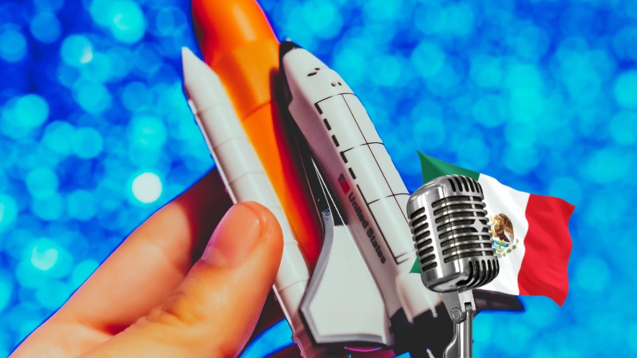 Cantante mexicana va a tener una colaboración con la NASA en su llegada a Marte
