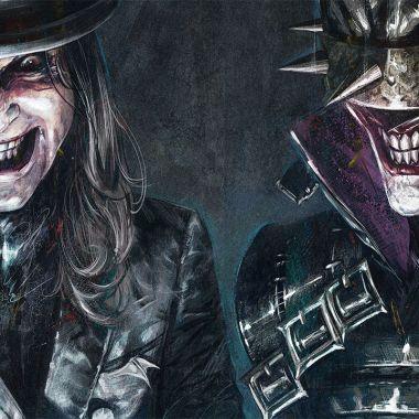 Dark Nights: Death Metal - Edición Band