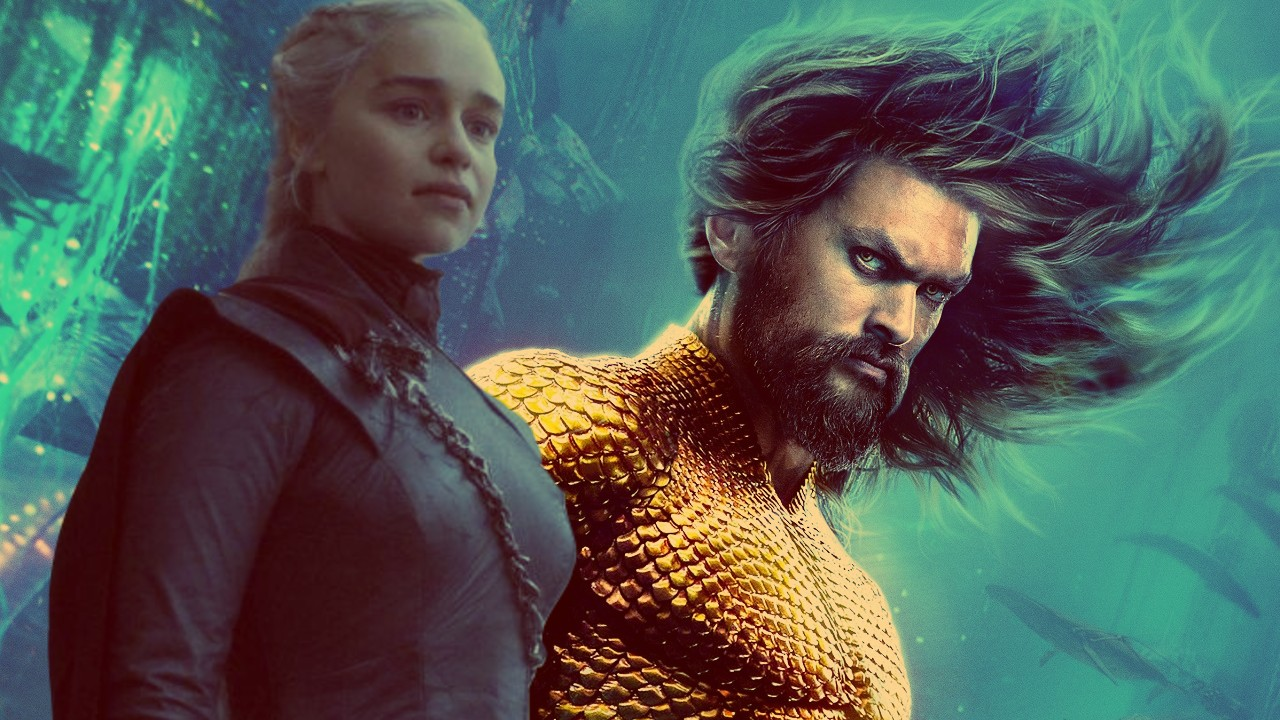 Emilia Clarke Aquaman 2