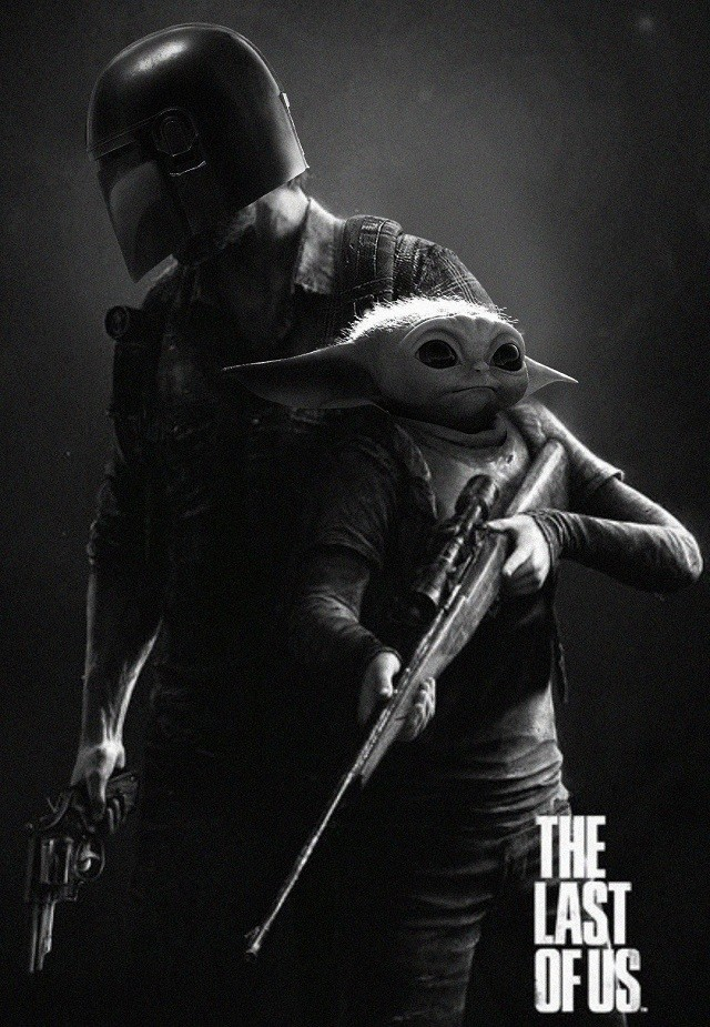 The Last of Us y The Mandalorian