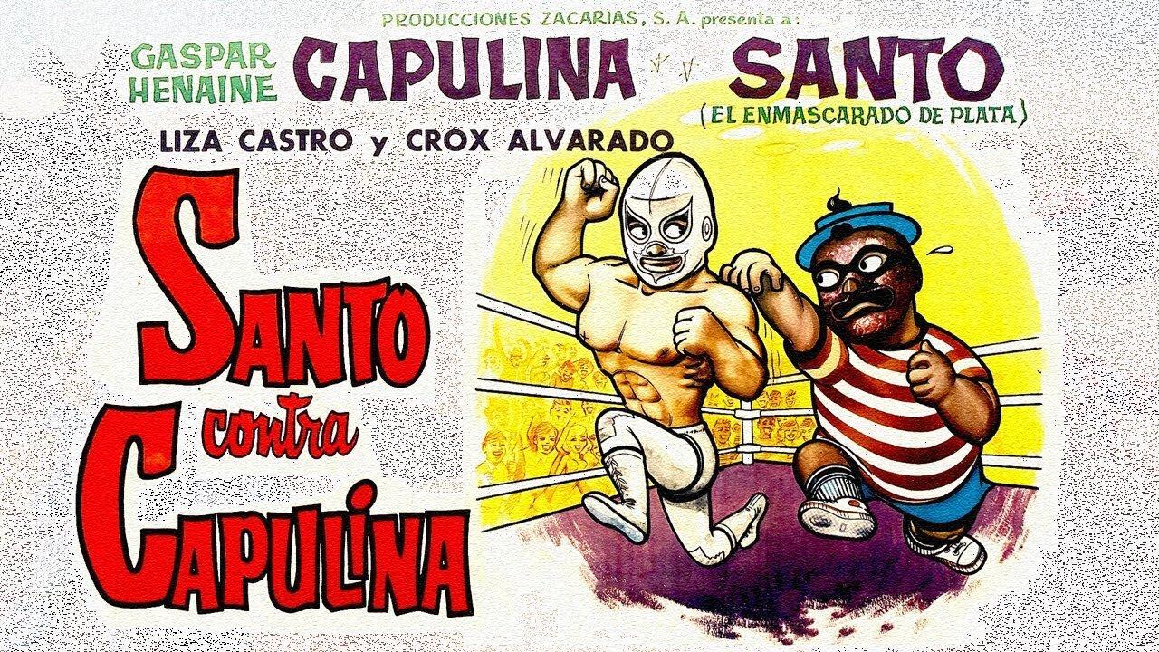 el santo capulina cine mexicano de oro