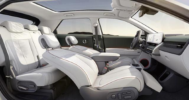 Hyundai presentó el IONIQ 5 100% eléctrico