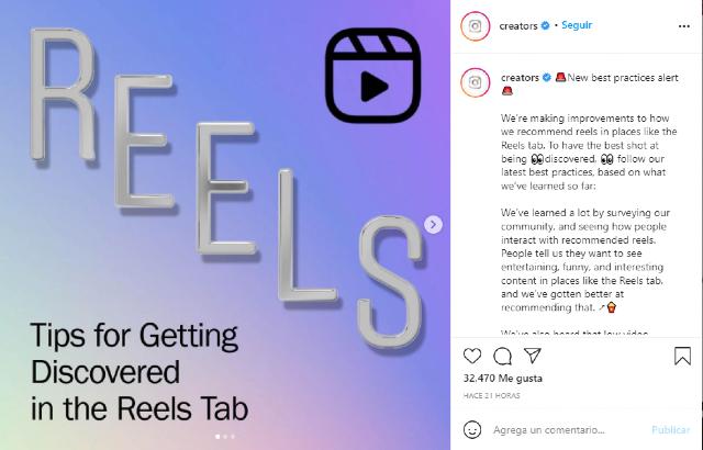 Instagram comenzará a bloquear videos provenientes de TikTok