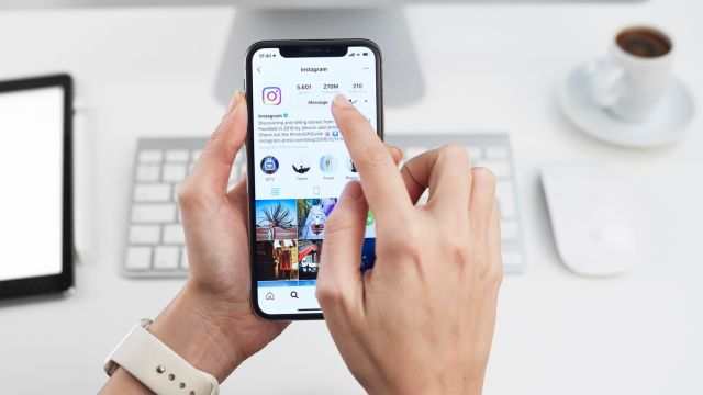 Instagram planea introducir stories verticales
