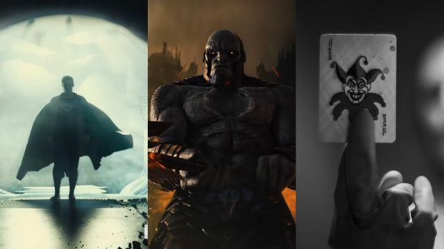 Justice League Todos los personajes confirmados para el Snyder Cut darkseid superman joker