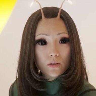 Marvel: Chica le da vida a la poderosa Mantis a través de este cosplay