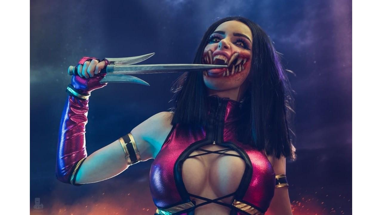 Mortal Kombat: Chica trae a la vida a Mileena con este asombroso cosplay