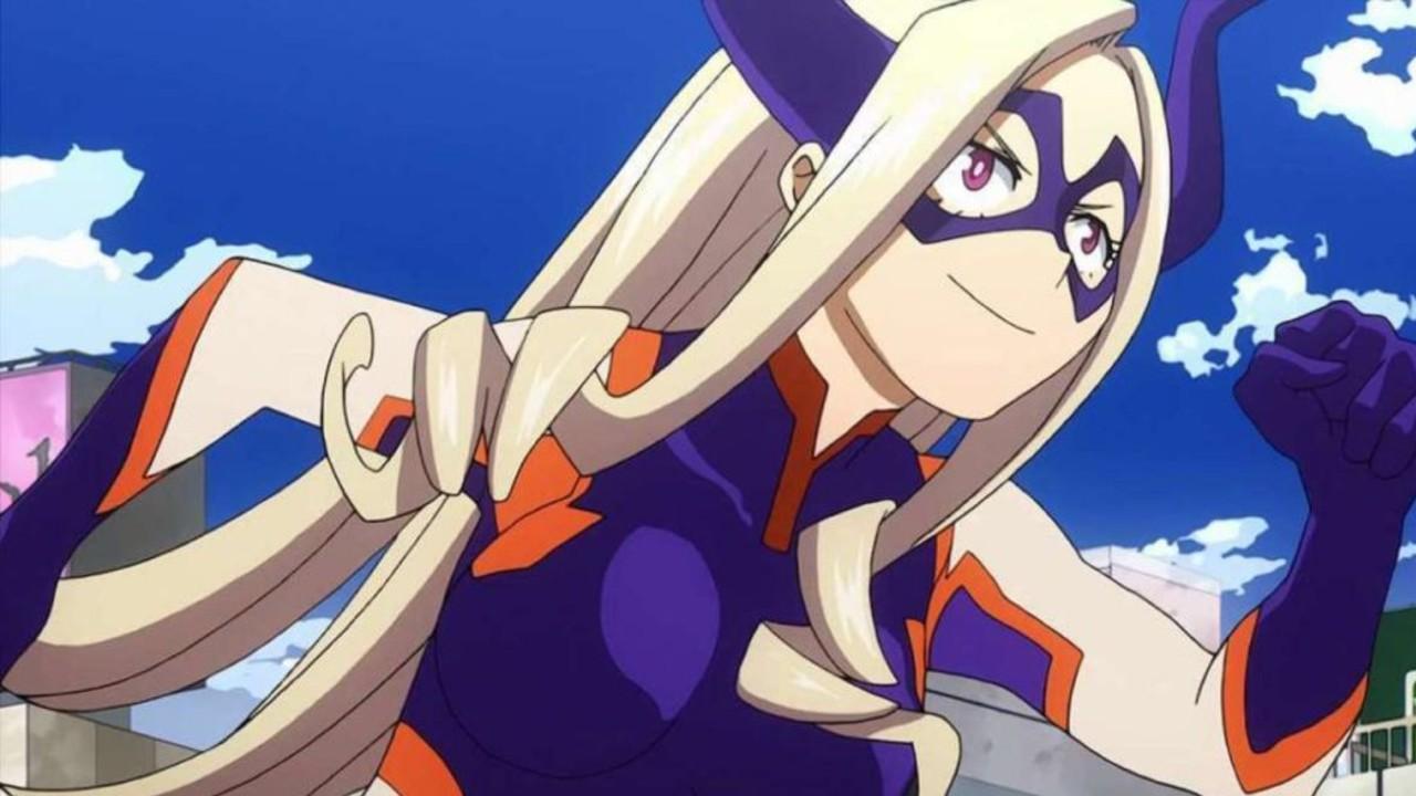 My Hero Academia_ Chica le da vida a la heroína profesional Mt. Lady con este brillante cosplay (2)