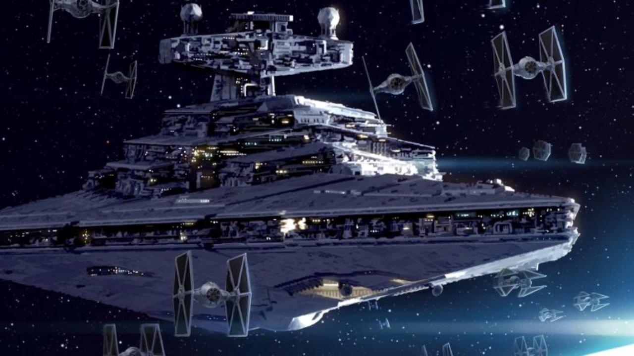 Naves de star wars